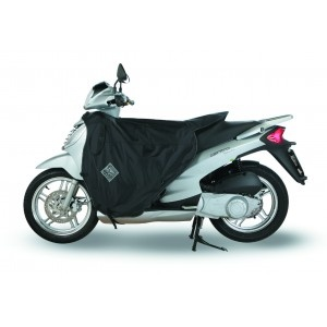 Tablier scooter termoscud R049 de Tucano Urbano pour Aprilia Scarabéo 125/200 à partir de 2007
