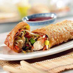 Loempias en vlammetjes - Recepten en kooktips voor klassieke gerechten en ingredienten