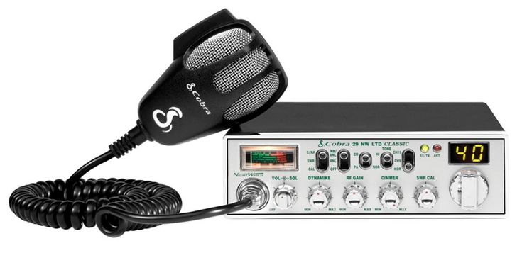 Cobra 29 NW Classic Professional CB Radio with NightWatch Electroluminescent Display $199.99  Visit Fleetwood Digital for ~400+ #HamRadio #hamr related items! https://goo.gl/WwfcEU