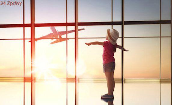 Pohodlí při cestování s dětmi: Přebalovací místnosti, dětské koutky, zapůjčení kočárků