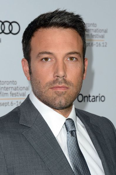 May 24 2016: Ben Affleck Excited About Working with Geoff Johns