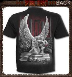 ★SPIRAL★ スパイラル *-UNISEX T-SHIRTS-*   +++TEARS OF AN ANGEL+++
