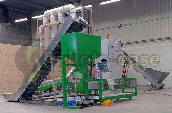 machine to #make #pellets #for pellet stove Lignes automatiques de
