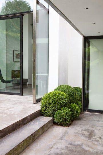 Inspiration for your garden | using concrete