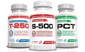 Best Muscle Building Stack-S-500,T-250, Platinum PCT, 3 Bottles, 30 Day Supply,Holiday Gifts,Powerful Muscle Building Supplements, PCT Included, (Powerful Ingredients Nitric Oxide, Testosterone Booster Supplements, Belly Fat Burners) Helps w/ Six Pack Abs, Building Muscle and Losing Weight (100% Money Back Guarantee)