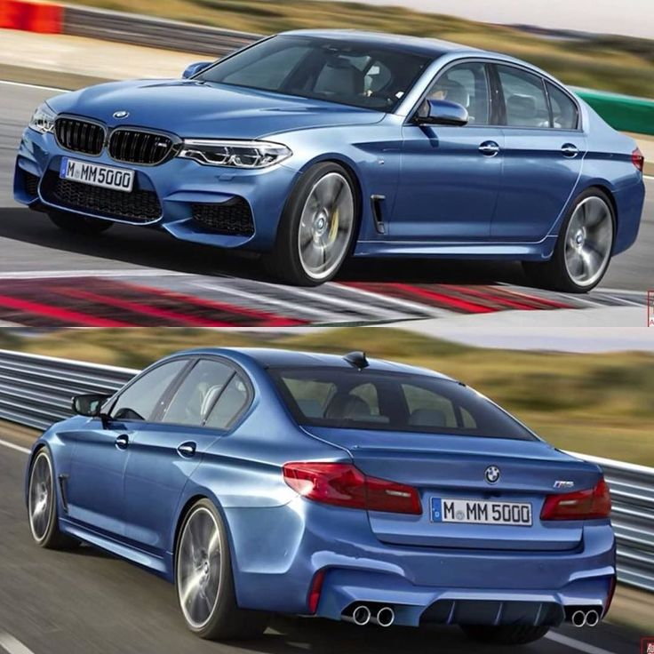 New BMW M5 leaked ahead of its official debut and will pack around 630 horsepower. Not sold on the front (not angry enough) but the rear is a winner!  #BMW #M5 #Leaked
