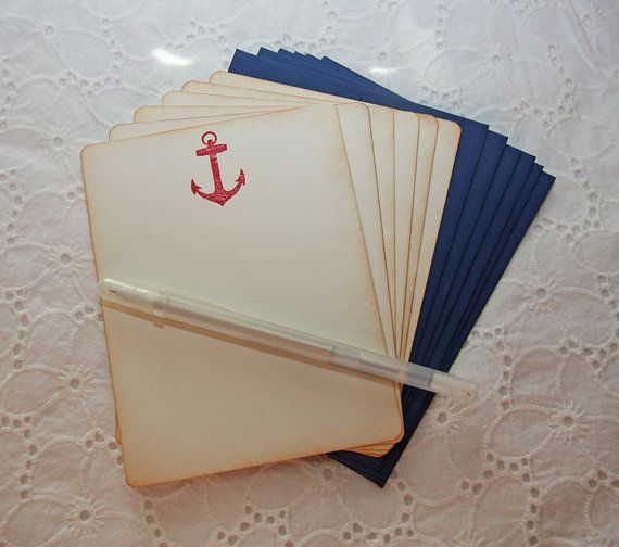 anchor treasury di Laura su Etsy