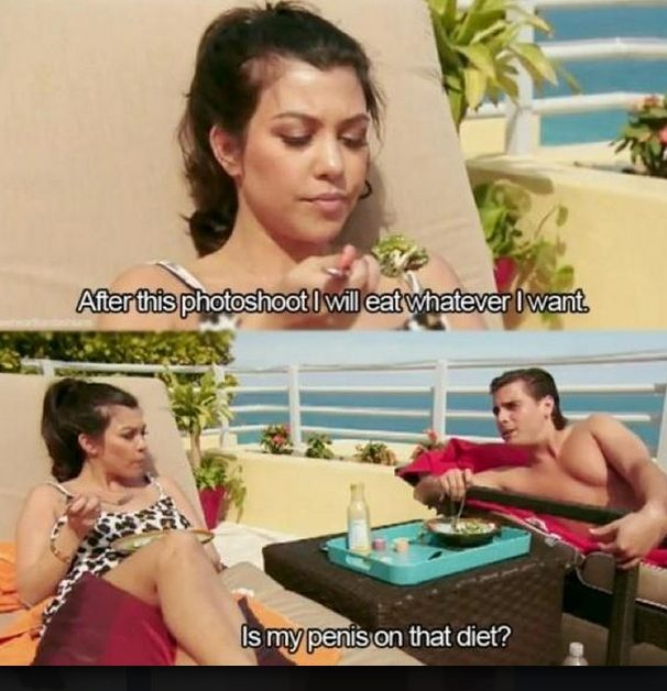 And also this enquiry. | 32 Times Scott Disick Gave Zero F*cks