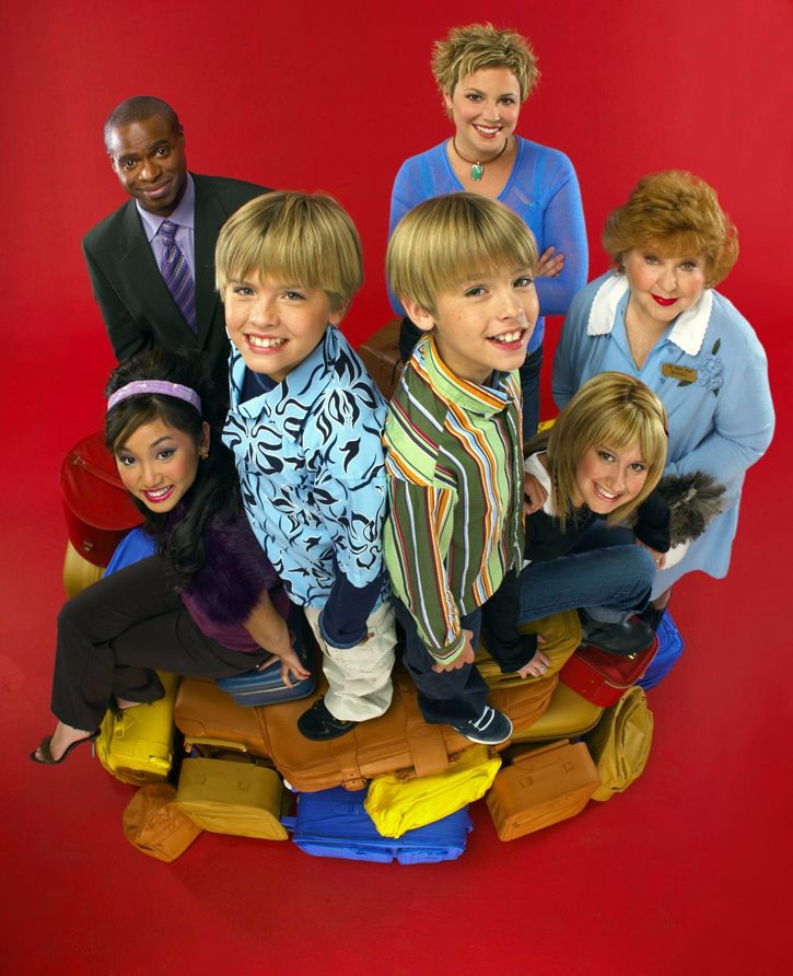 All The Suite Life of Zack and Cody episodes! i know what im doing with my weekend