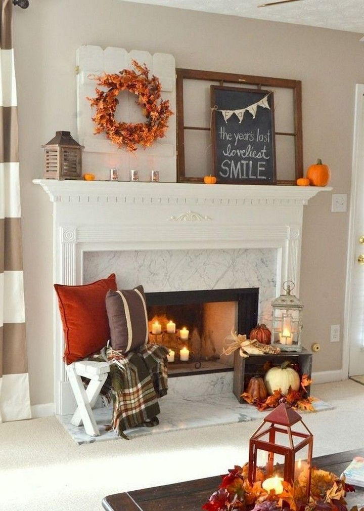 10 Fall Decorating Ideas To Inspire You In 2020 Fall Living Room Fall Home Decor Fall Living Room Decor
