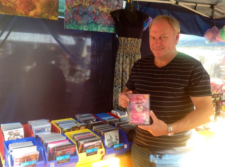This Saturday at Manly Village School Markets visit Elly Baba's Treasures stall as we have a SALE on DVDs 5 for $15 or $4 each. Now that's a Bargain. You will fine us a near the side entrance across from the wooden platform. Gates open at 8pm.