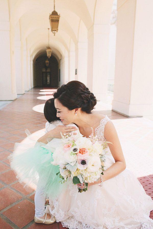 Romantic Shabby Chic Wedding From Christine Farah