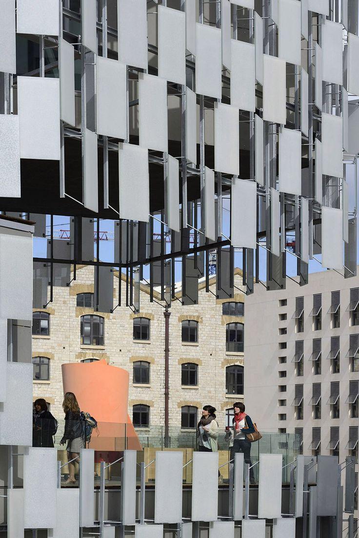 FRAC Marseille | kengo kuma and associates