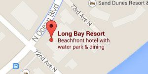 Welcome to the Oceanfront Long Bay Resort in Myrtle Beach