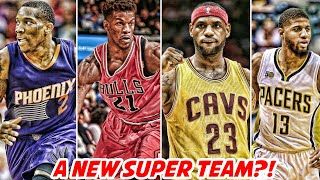 WHATS  GOING ON WITH THE CAVS?! JIMMY BUTLER TO CLEVELAND?! | NBA NEWS
