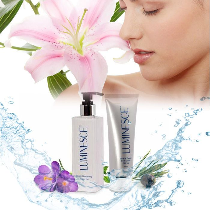 Jeunesse Luminesce Body Shower  Body Lotion With Growth Factor #Jeunesse
