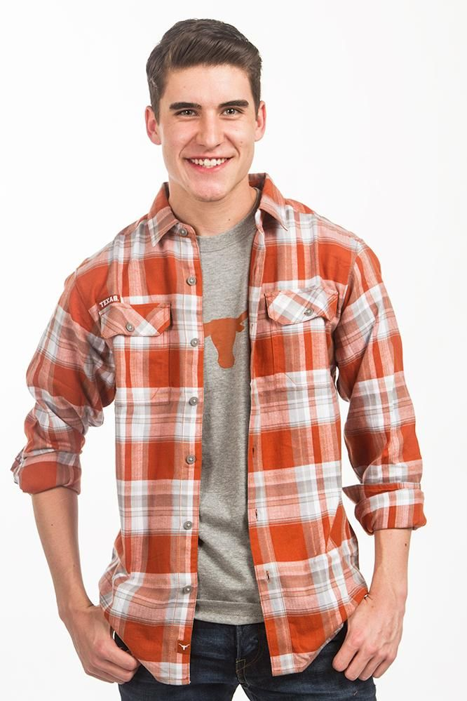 If you love Texas and outdoors then this Texas Longhorn Flare Gun Flannel Shirt by Columbia is for you! Stay warm while you cheer on the Horns! Shop Now!