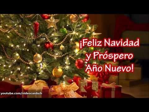 Mensaje navideño para la familia, mensaje navideño para amigos, mensaje navideño - YouTube