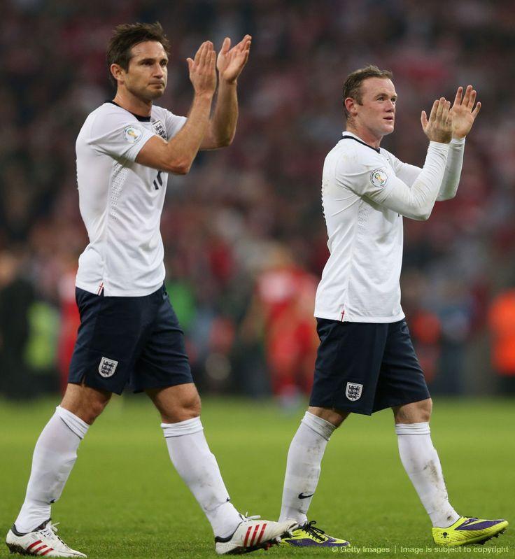 Lampard / Rooney