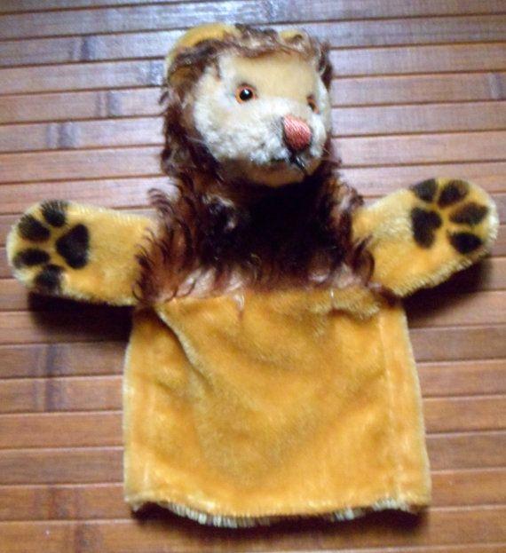 Steiff Leo. Prodotto dal '58 al '78. In di Labottegadeibalocchi