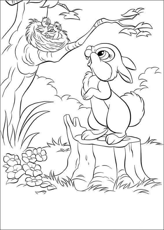 Free Coloring Pages For Kids Disney Bunny Coloring Pages Disney Coloring Pages Coloring Pages