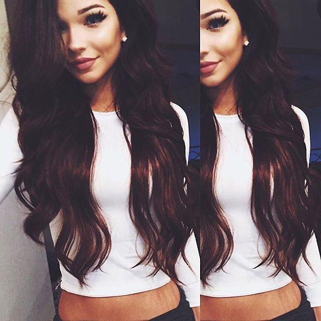 20 best bellami boogatti images on pinterest hair makeup code our lovely bella jewbooo is rocking her 220g 22 2 bellamidarkbrown pmusecretfo Image collections