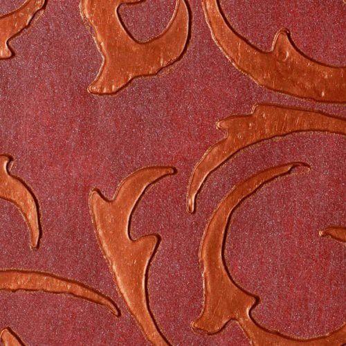 Winfield Thybony BAROQUE RUBY Wallpaper