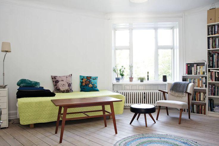 copenhagen Bright flat in central location