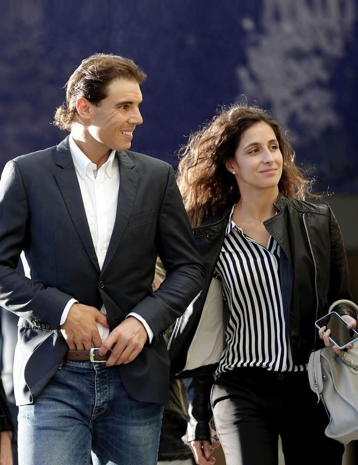 Rafael Nadal attends the Banco Sabadell event in Valencia | Rafael Nadal Fans