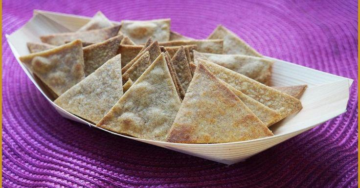 Tortilla chips - Ricette di non solo pasticci