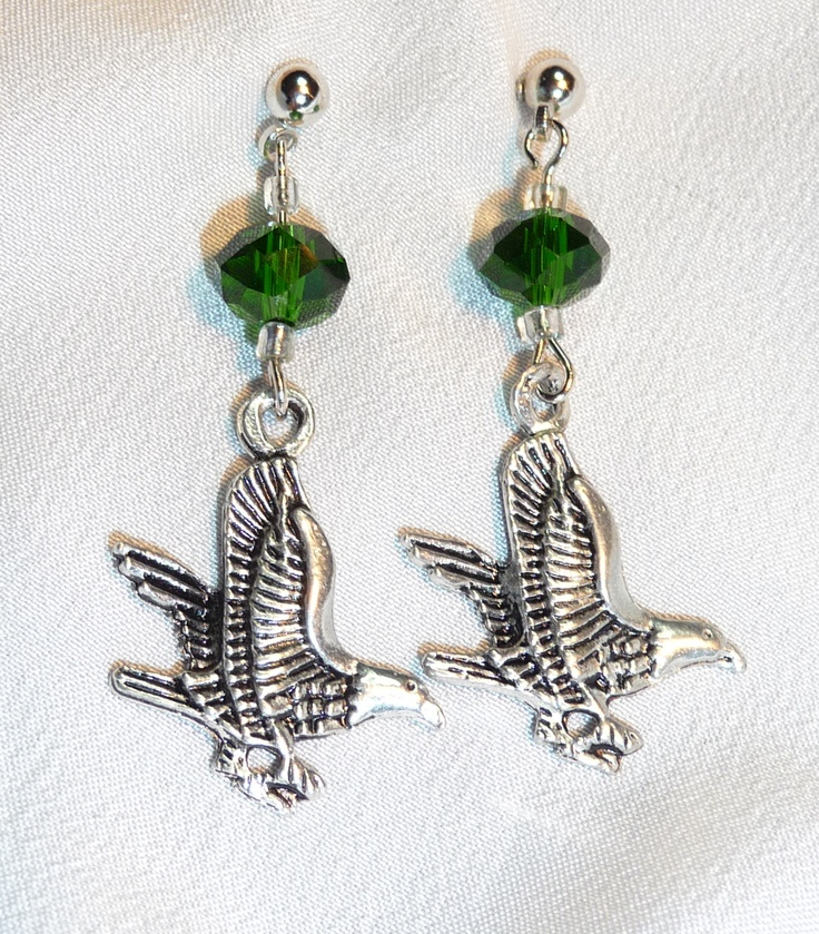 Collins Hill Eagles earrings 13 best creative