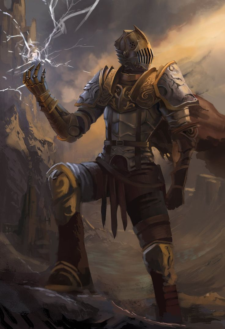 12 best images about D&D (Paladin (Oath of the Ancients ...