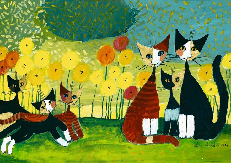 University Games - Rosina Wachtmeister - All together - Rosina Wachtmeister