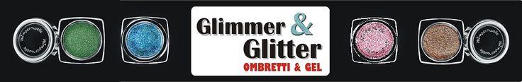 GLIMMER & GLITTER Ombretti - Wimpernwelle