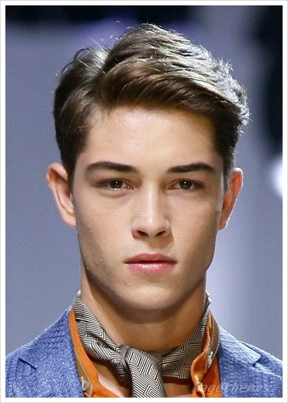 Short Hairstyles For Round Faces Young : The 25 best young men haircuts ideas on pinterest boy