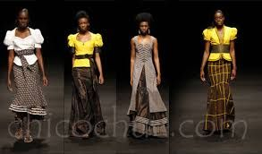 Image result for modern african dresses