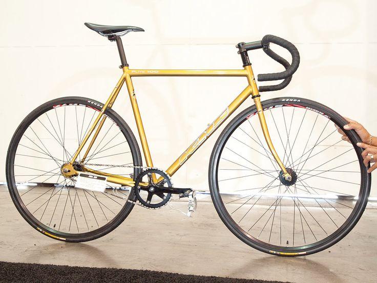 My bike! I love it.