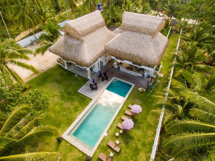 10 of the Hippest Accommodations in Siargao