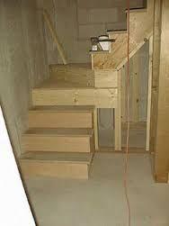 basement apartment stair case to fix cabin ideas stairways basement