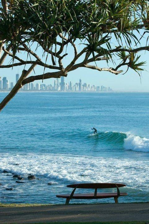 Surfers Paradise Queensland Australia - Was a nice place to grow up
