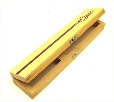 Foderi e Custodie : Scatola legno opinel per 1 coltello
