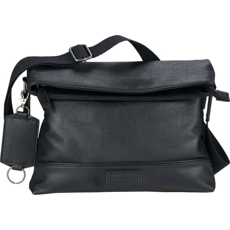 Kenneth Cole® Women's Cross Body Luxe Pebbled Finish Tablet Tote Bag - New #KennethCole #MessengerCrossBody