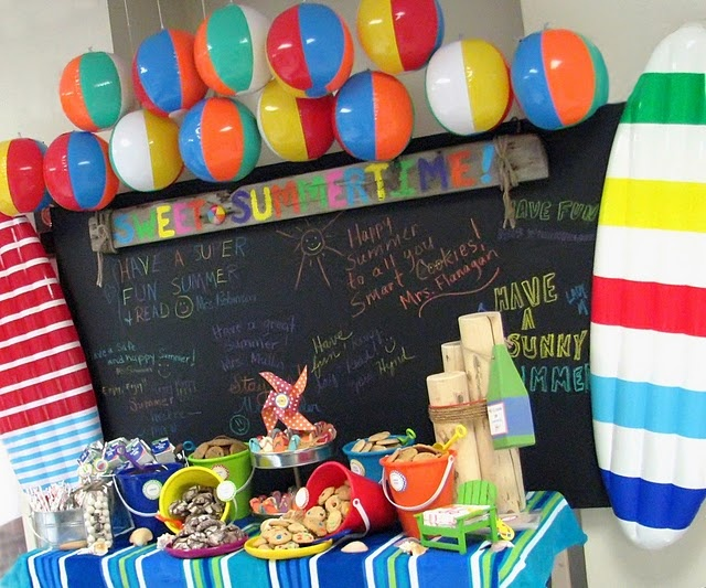 Classroom Birthday Party ~ Best images about teacher appreciation on pinterest