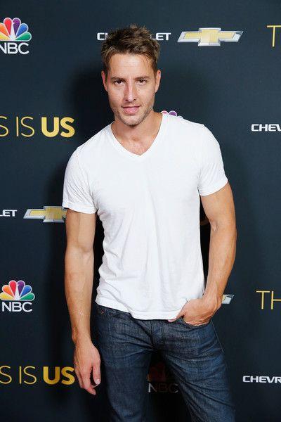 Justin Hartley Photos Photos - Actor Justin Hartley attends NBC's Live screening…