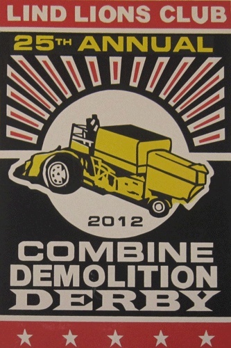 Combine Demolition Derby -- June 9