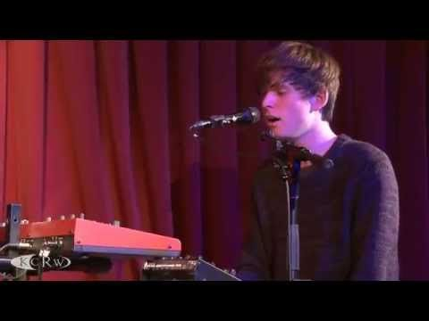 James Blake - Live on KCRW's Morning Becomes Eclectic 2013 (Full Set)