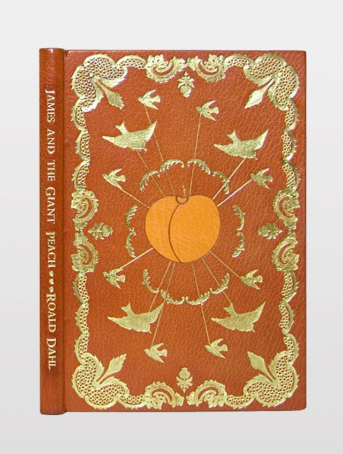 George Bayntun - James and the Giant Peach.