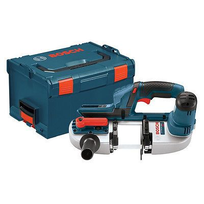 Band Saws 177016: Bosch 18V Band Saw(Bt) With L-Boxx-3 And Insert Tray Bsh180bl New -> BUY IT NOW ONLY: $179.99 on eBay!