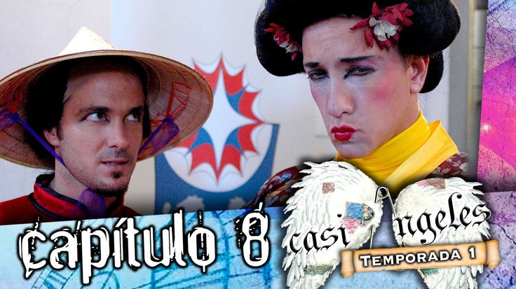 CASI ANGELES Temporada 1 Capitulo 8