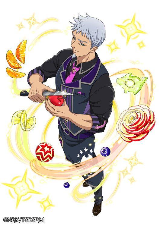 Chef? - Nanatsu no Taizai ~ DarksideAnime